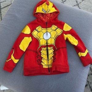 Kids Iron Man Sweatshirt
